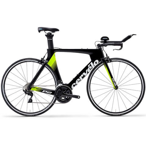 Cervelo P2 105 R7000 Triathlon Bike