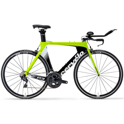 Cervelo P3 Ultegra R8000 Triathlon Bike