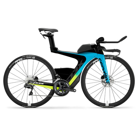Cervelo 2019 P3X Disc Ultegra Di2 2.0 8060 Triathlon Bike