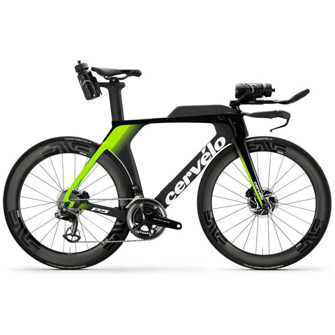 Cervelo P5 Disc Dura Ace Di2 9180 Triathlon Bike