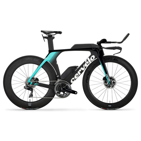 Cervelo P5 Disc Dura Ace Di2 Triathlon Bike