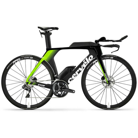 Cervelo P5 Disc Ultegra Di2 R8070 Triathlon Bike