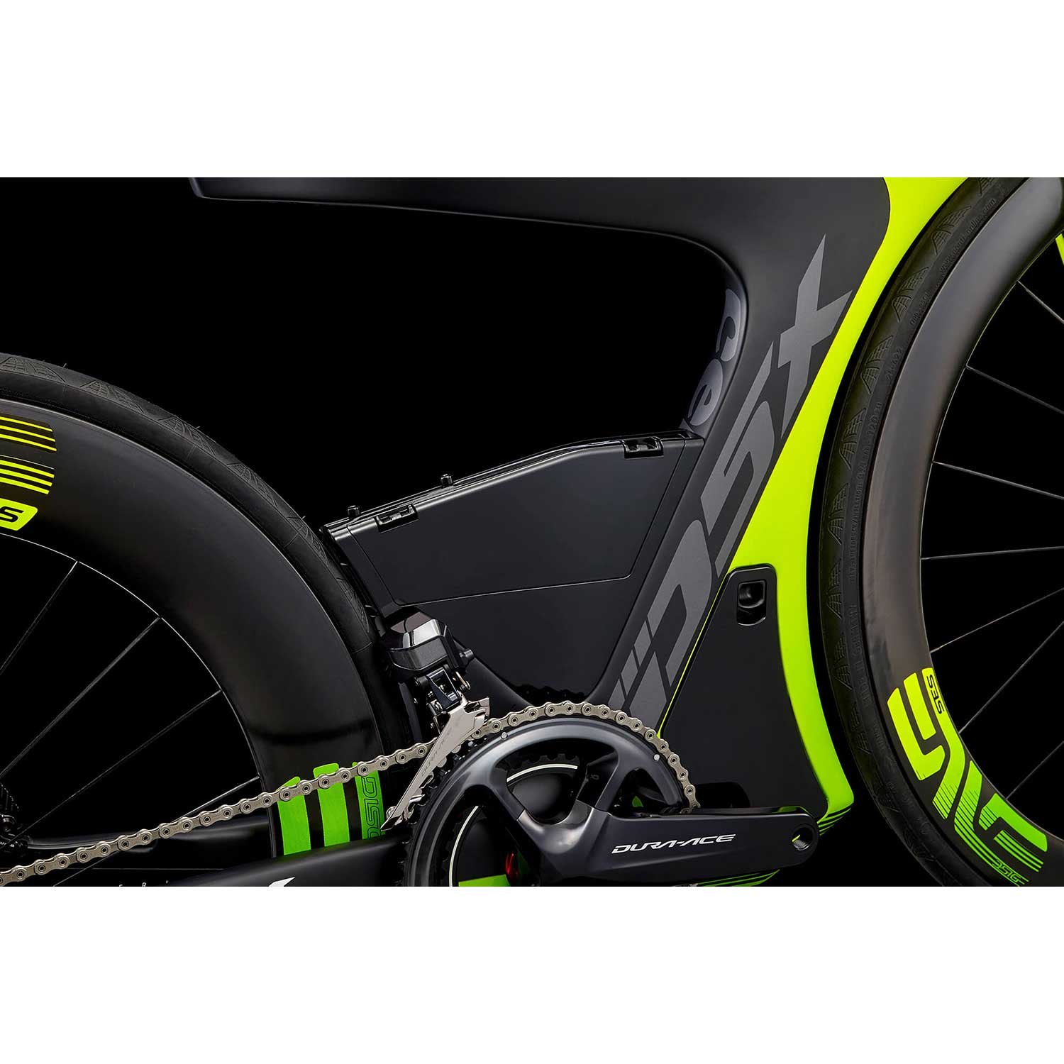 Cervelo P5x Disc Dura Ace Di2 9180 Triathlon Bike