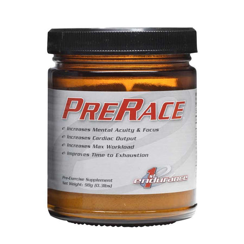 First Endurance PreRace Powder