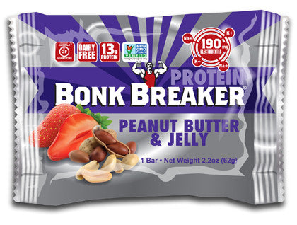 Bonk Breaker High Protein Bar