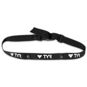 TYR Race Number Belt Black