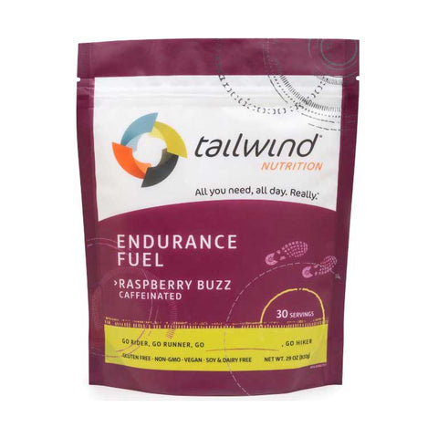 Tailwind Caffeinated Endurance Fuel 30 serving pouch