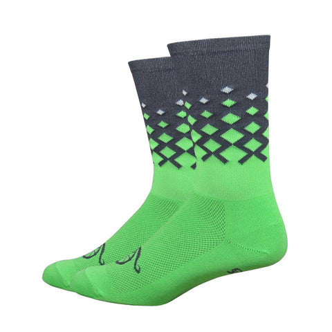 Handlebar Mustache Cycling Socks