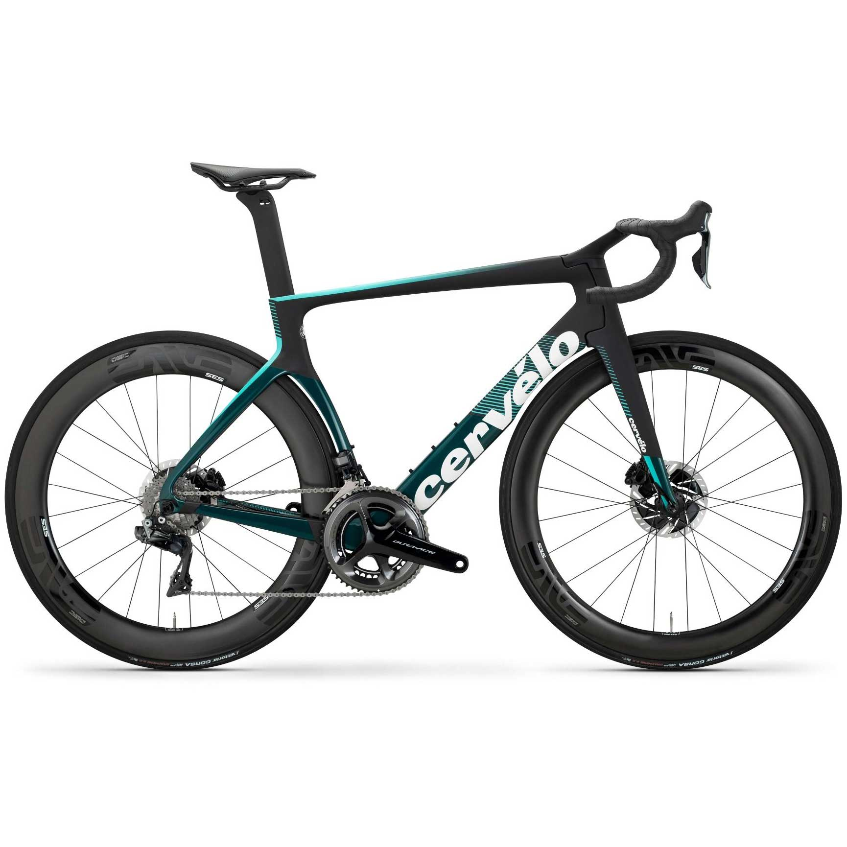 Cervelo S5 Disc Dura Ace Di2 Road Bike