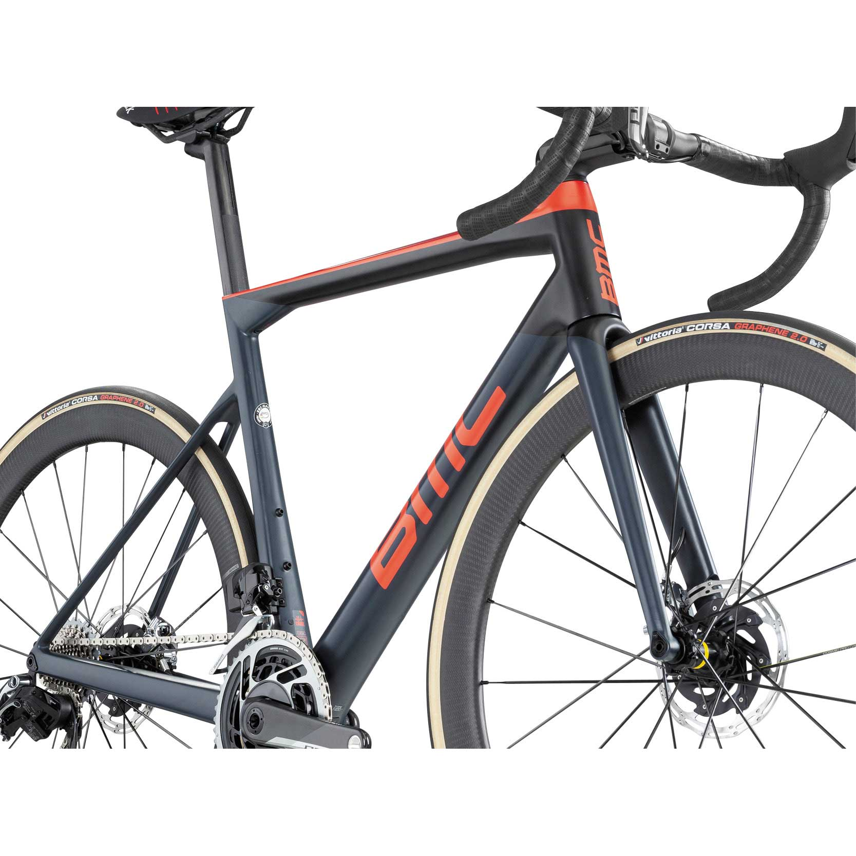 BMC Teammachine SLR01 DISC TWO Dura Ace Di2