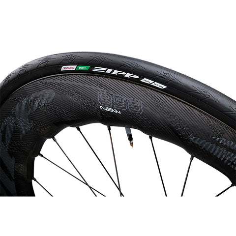 Zipp Tangente Speed R25 Clincher Road Tire, 700x25, Black