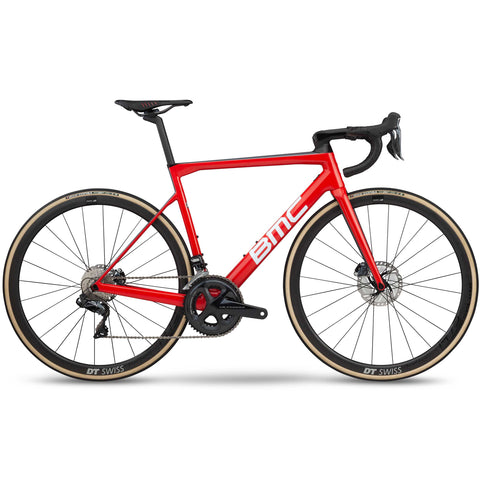 BMC Teammachine SLR01 Disc THREE Ultegra Di2 Road Bike
