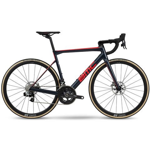 BMC Teammachine SLR01 Disc TWO SRAM Red eTap Road Bike