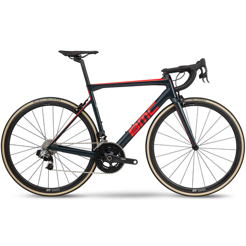 BMC TeamMachine SLR01 TWO SRAM Red eTap Road Bike