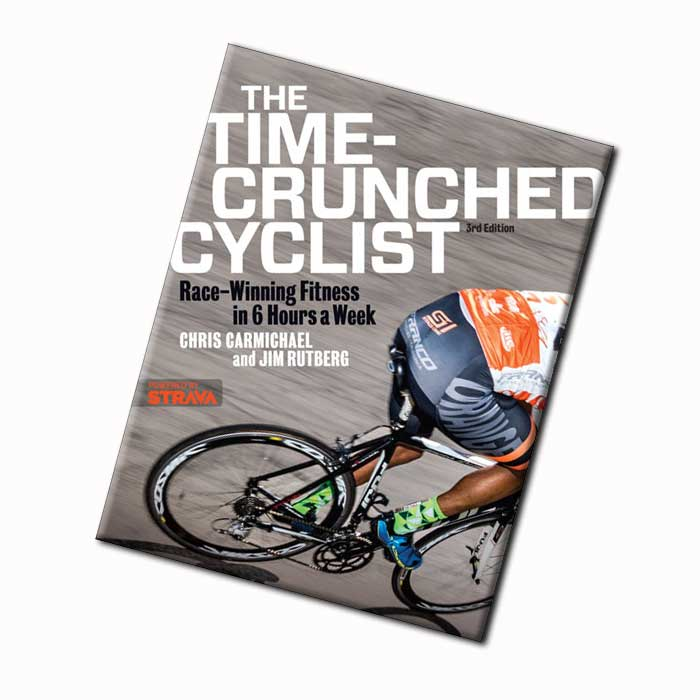 The Time Crunched Cyclist 3rd Edition