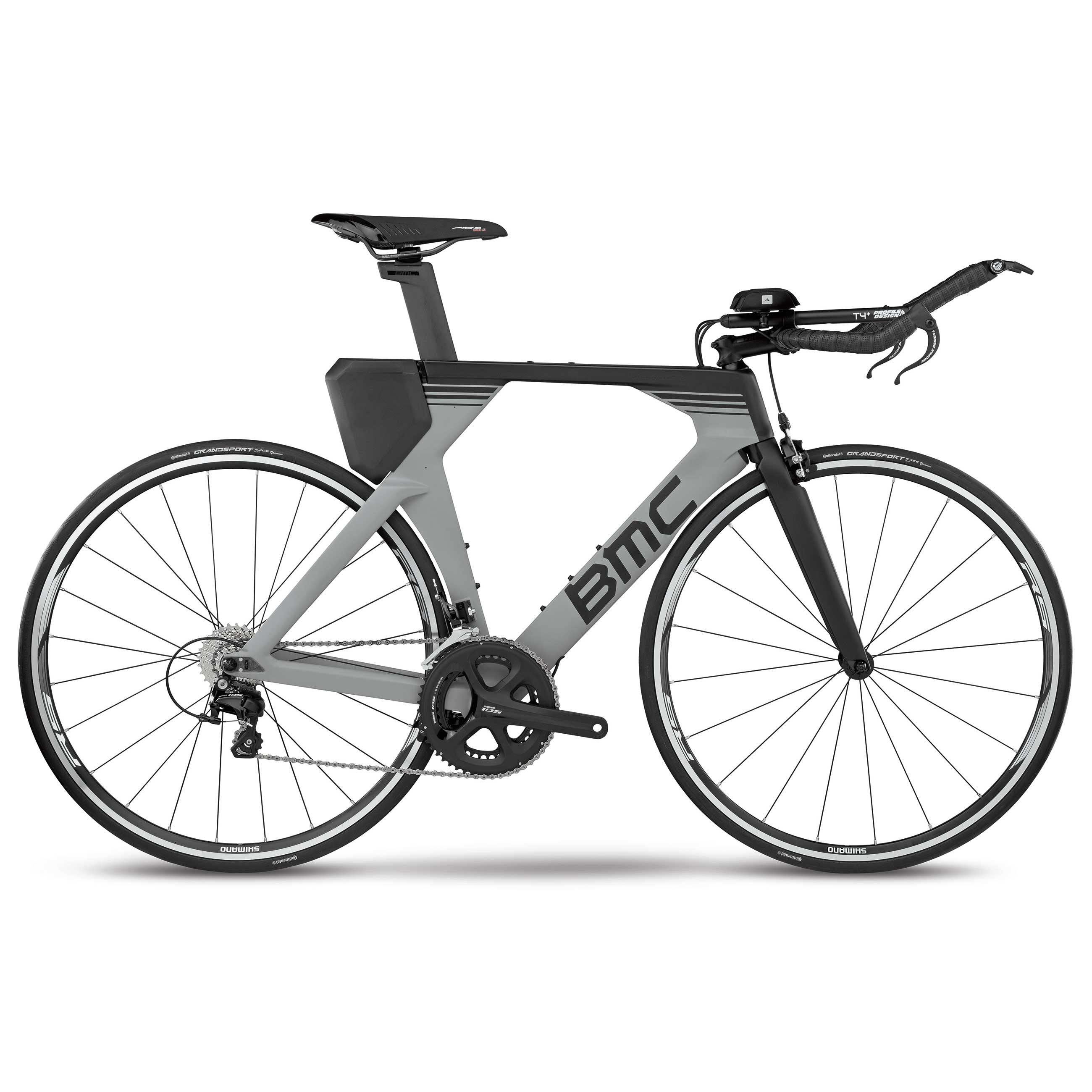 BMC Timemachine 02 THREE Shimano 105 Triathlon Bike