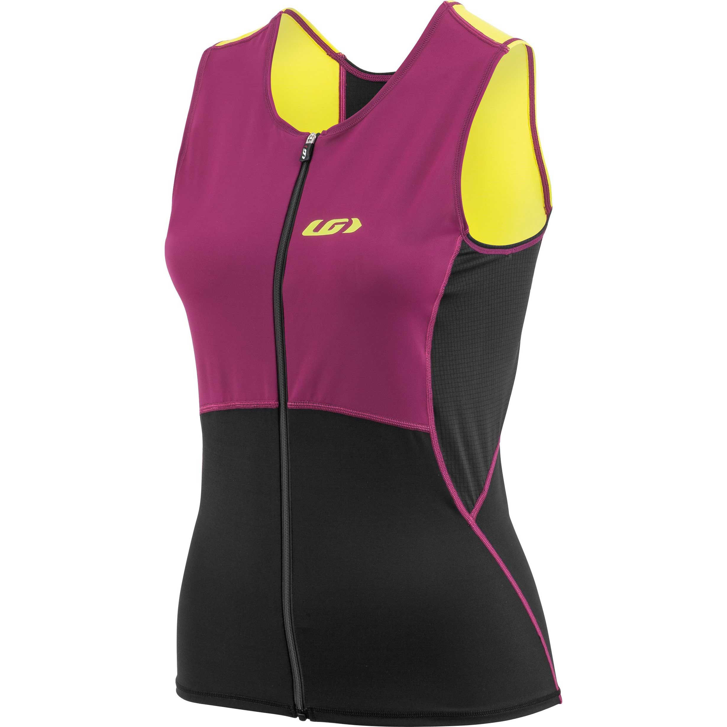 Louis Garneau Womens Tri Comp SL Tri Top
