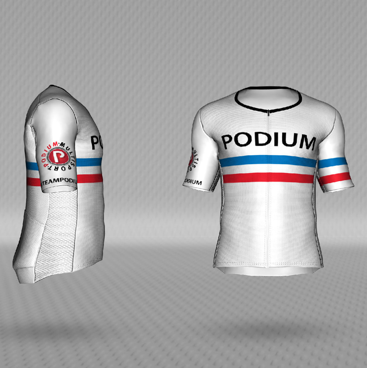 Podium Ultra Short Sleeve Jersey by Jakroo