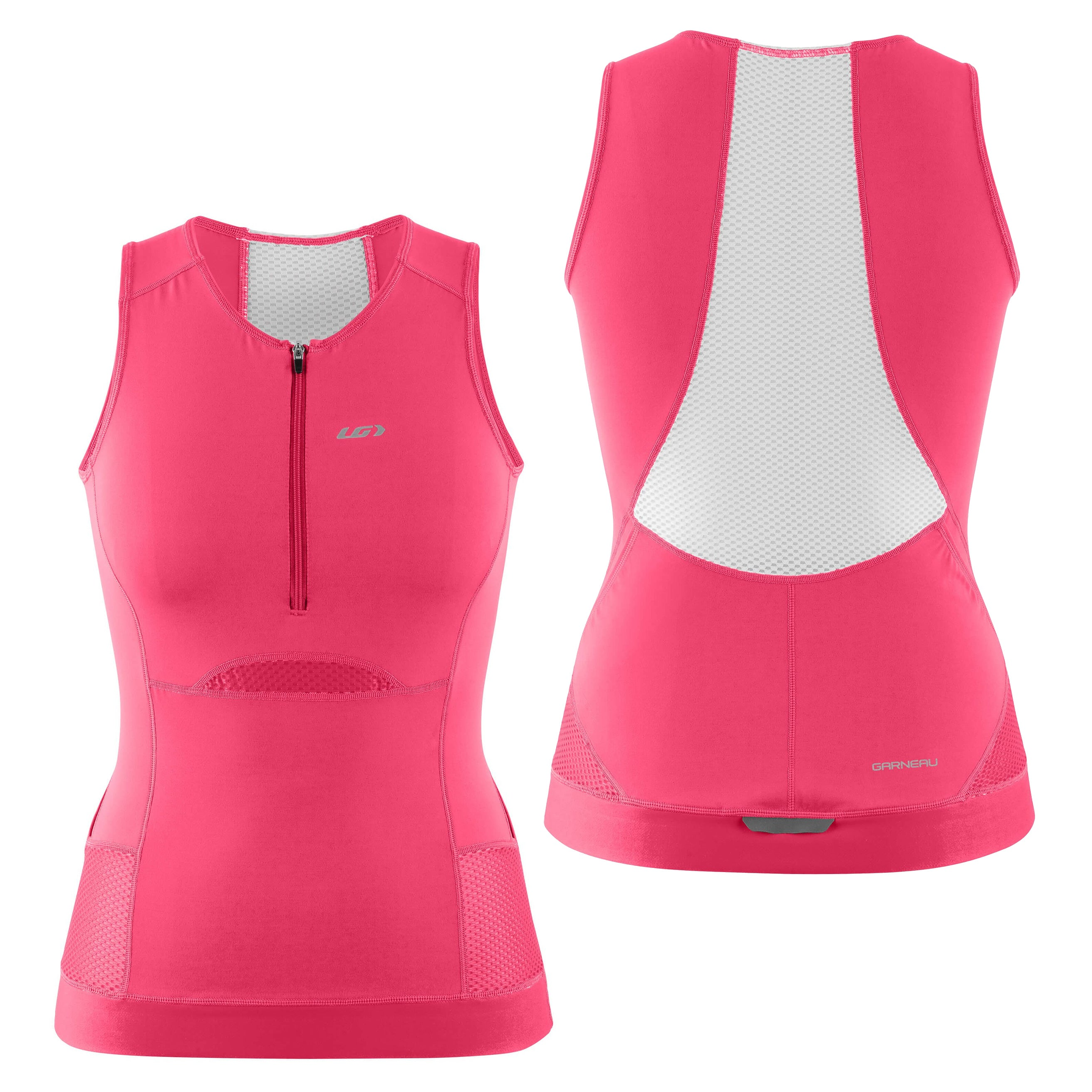 Louis Garneau Women's Sprint Tri Sleeveless Jersey