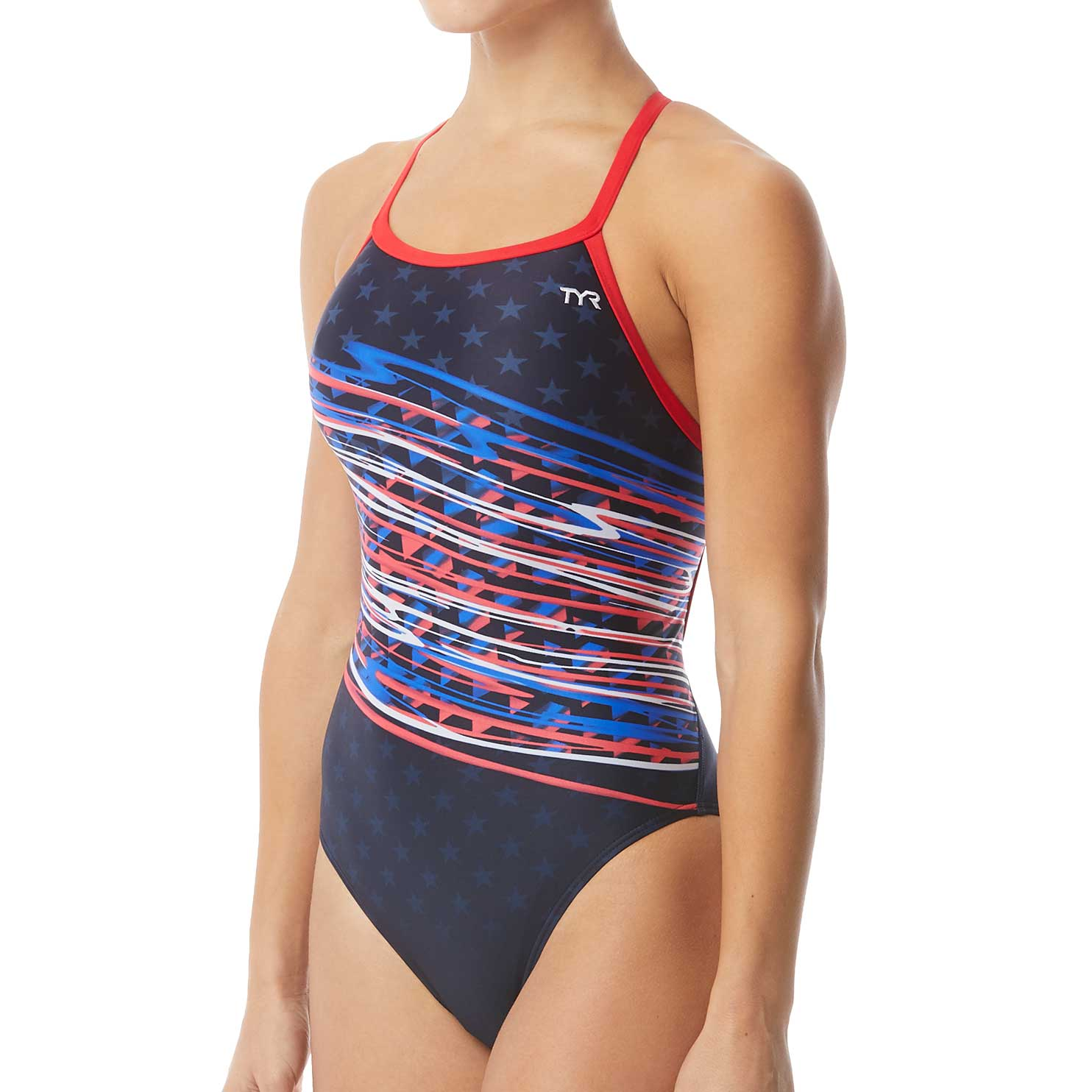 TYR Women's Victorious Diamondfit Swimsuit