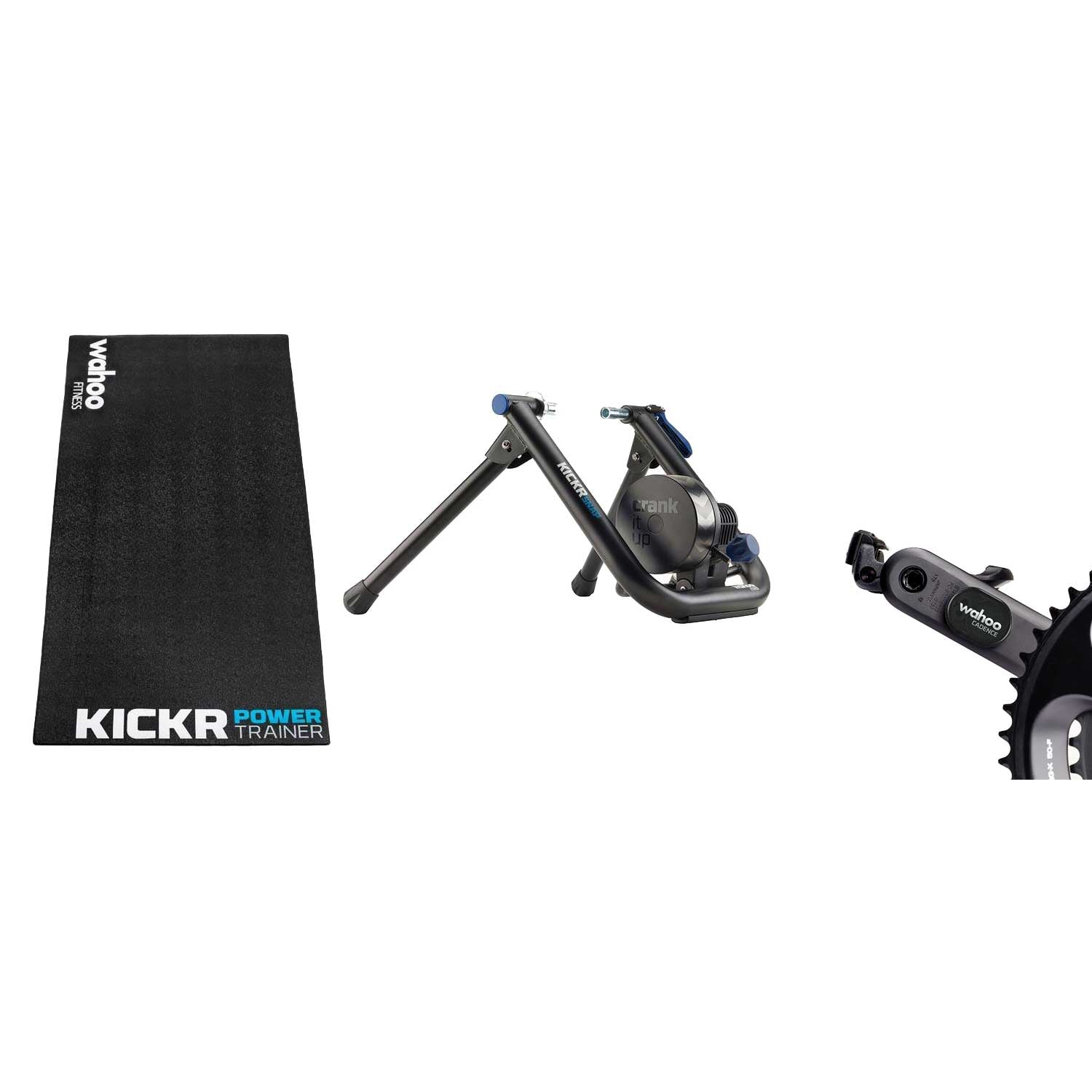Wahoo Fitness KICKR Snap Indoor Training Starter Bundle