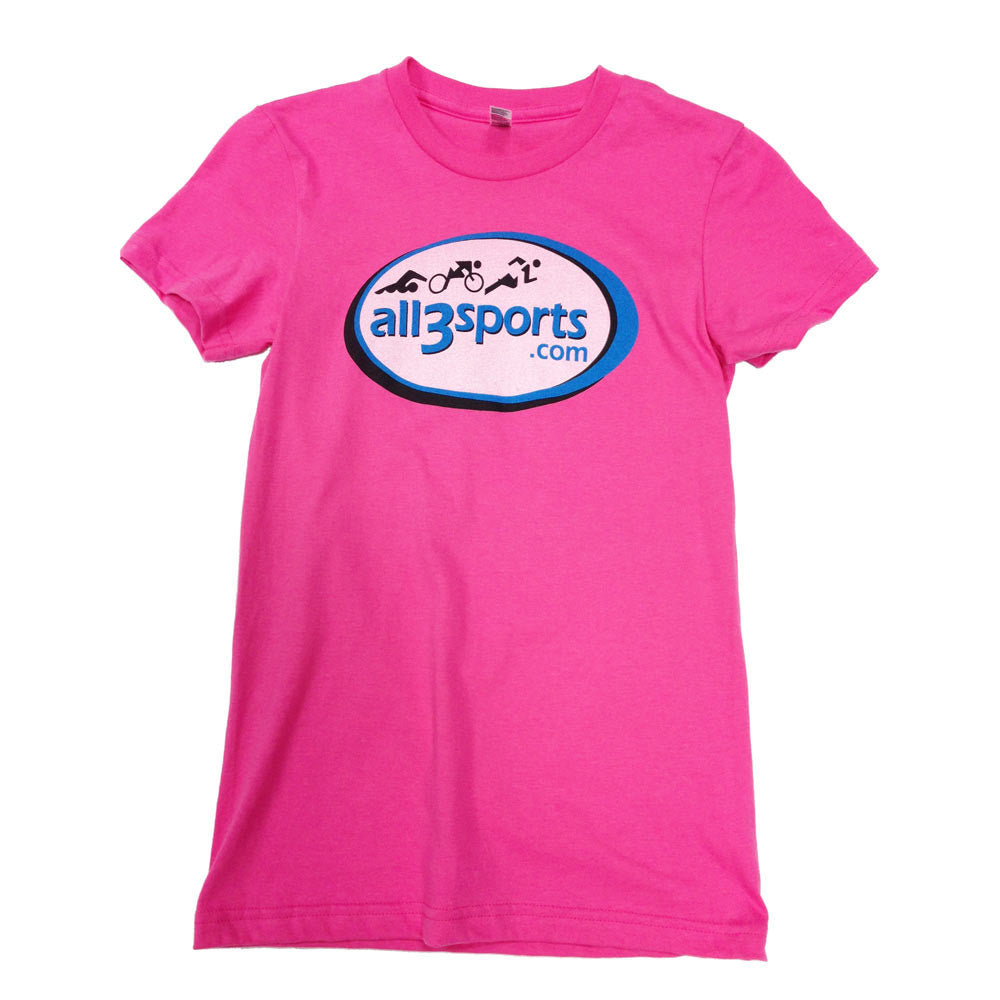 all3sports.com Short Seleeve T - Women's