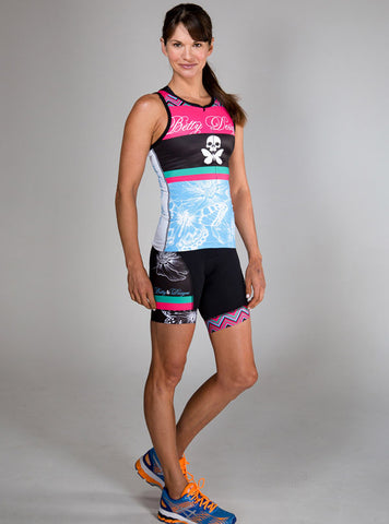 Betty Designs Tri Top - Women's