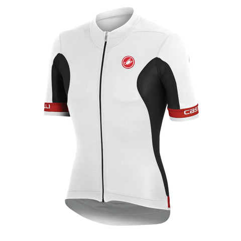 Castelli Volata Full Zip Cycling Jersey - Men's
