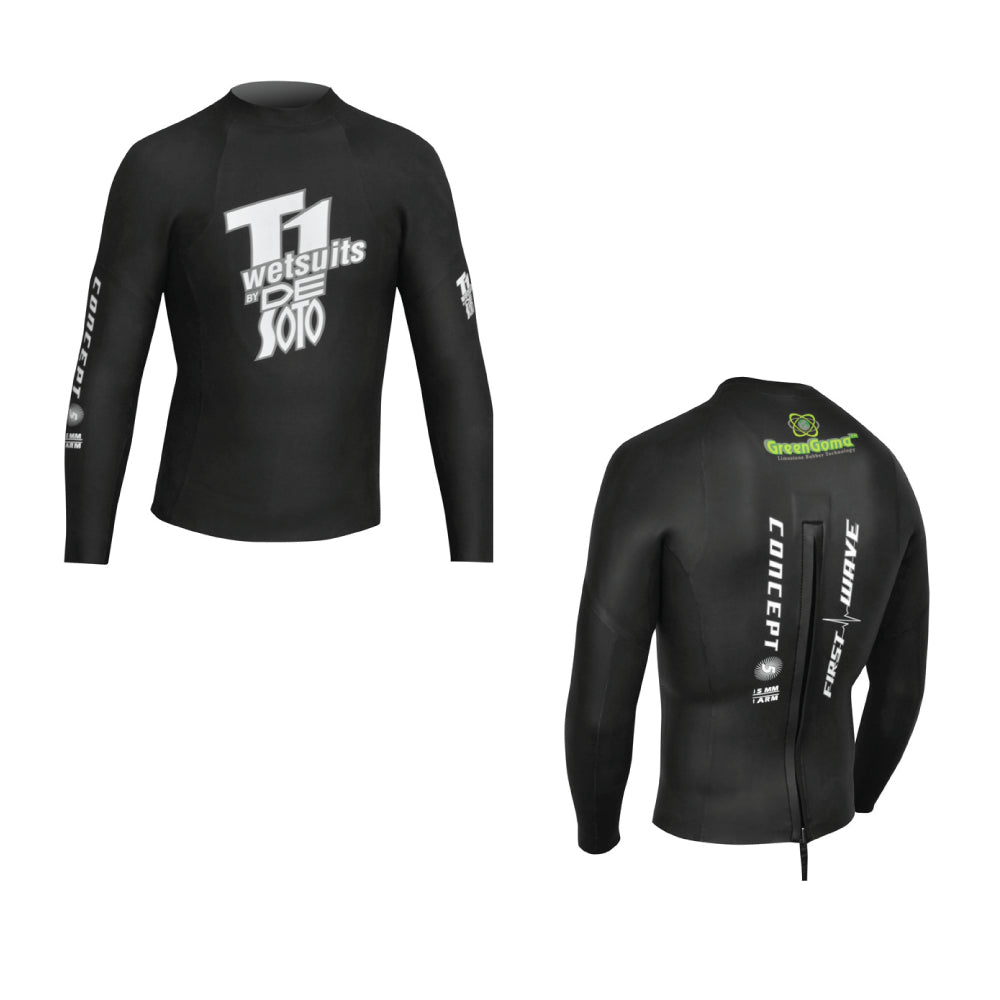 De Soto T1 First Wave Concept 5 Pullover
