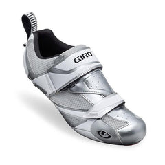 Giro 2015 Mele Tri Shoe - Men's Chrome White