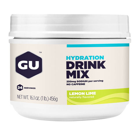 GU Hydration Drink Mix - Canister 24 Servings