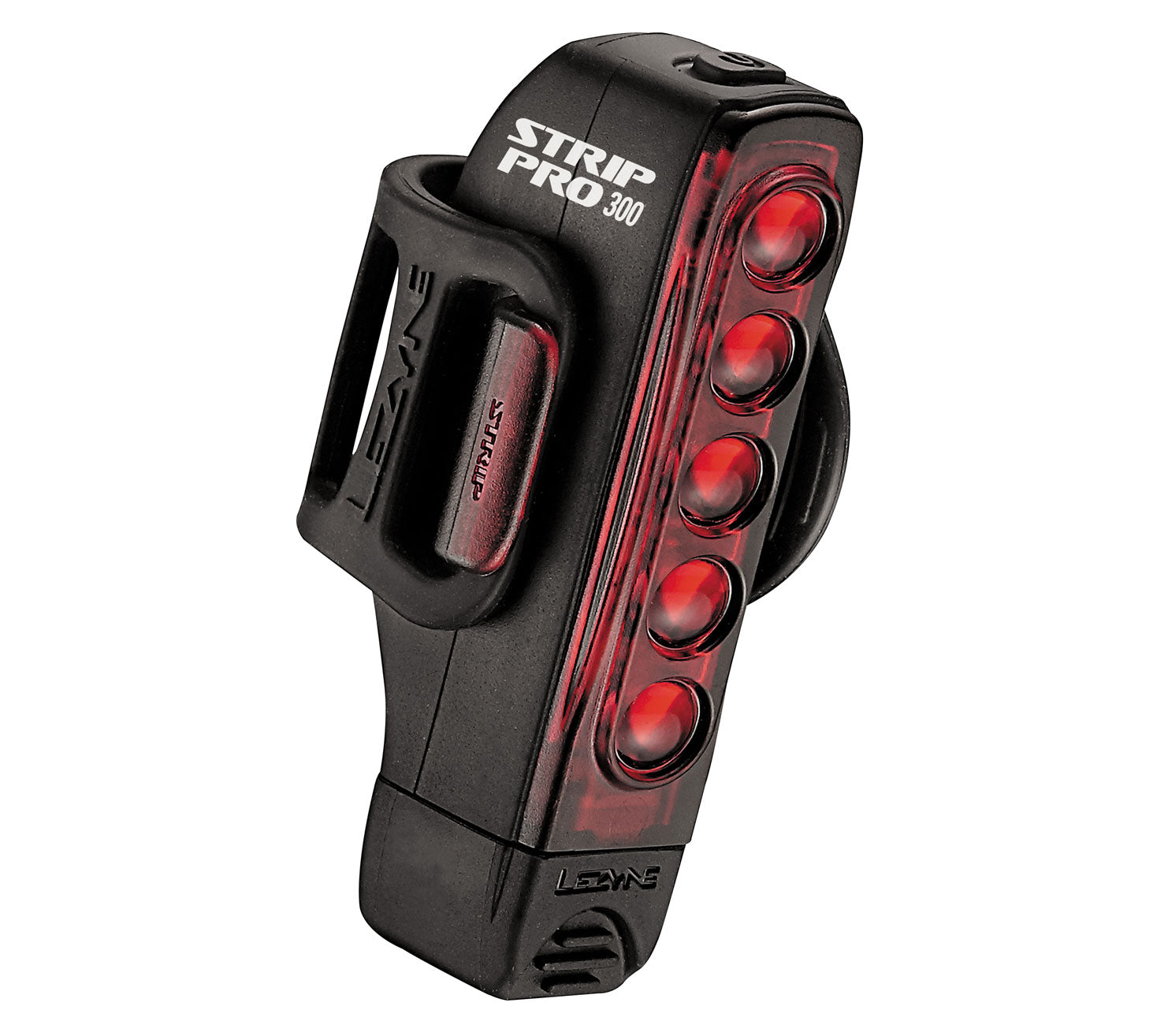 Lezyne Strip Drive Pro Rear Light 300 Lumens