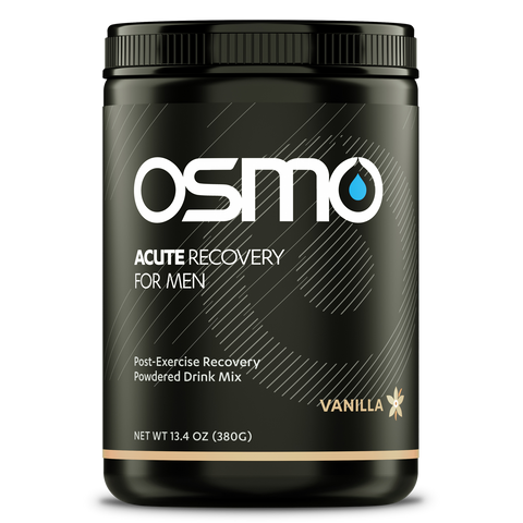 OSMO Acute Recovery for Men 16 Serv Tub - Vanilla