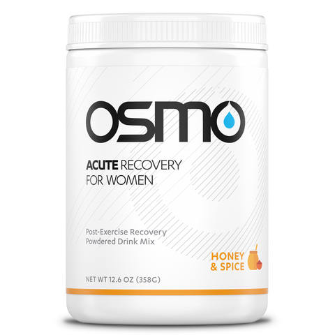 OSMO Acute Recovery for Women 16 Serv Tub - Honey & Spice