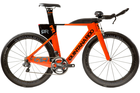 Quintana Roo 2017 PRsix Ultegra Di2 Race Orange - 52