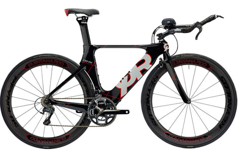 Quintana Roo 2015 CD0.1 Ultegra 6800 Black/Silver/Red - M