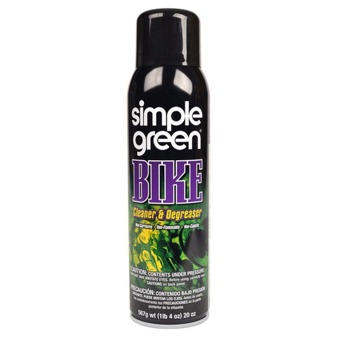 Simple Green 20 oz Aerosol Bike Cleaner/Degreaser