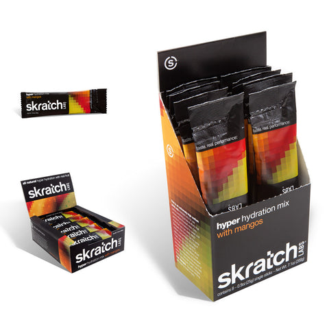Skratch Labs Hyper Hydration Mix Mangos