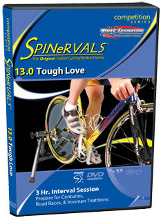 Spinervals 13.0 ToughLove