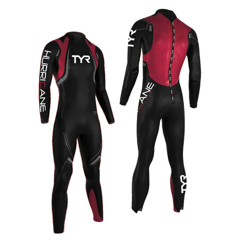 TYR Hurricane Category 5 Full Sleeve Wetsuit