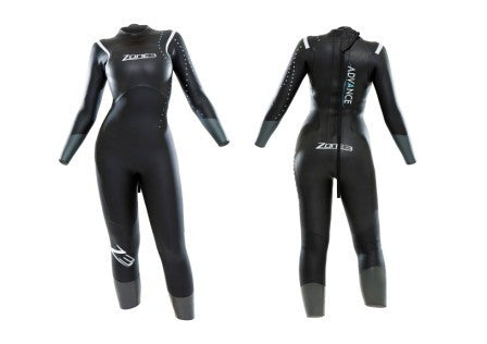 ZONE3 Advance Wetsuit - Women's