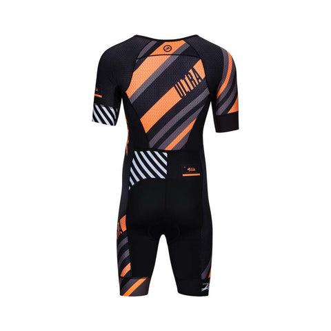 Zoot Ultra Tri Aero Skinsuit - Men's Racing Stripe