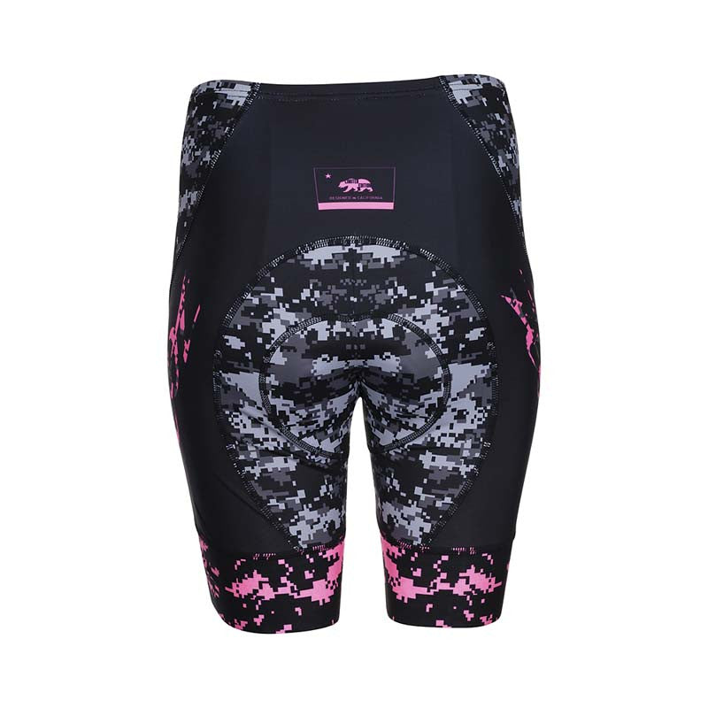 Zoot LTD Cycle Shorts - Women's High Viz Pink