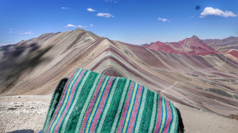 What to pack for Rainbow Mountain Hike Peru