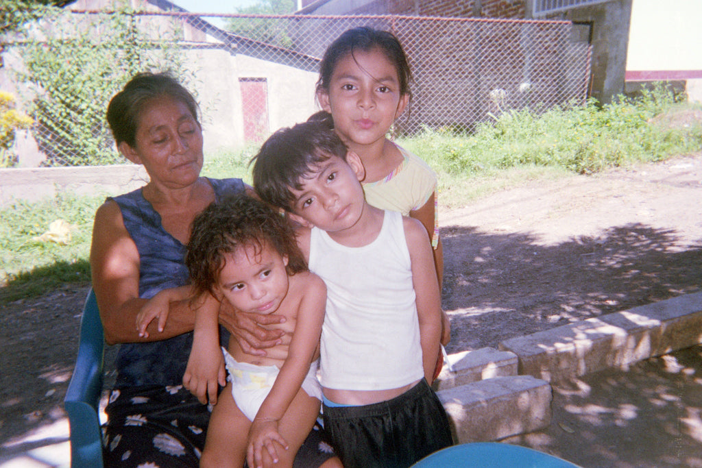 day in the life of a family in Pantanal Nicaragua, near Granada, one of latin america's poorest areas