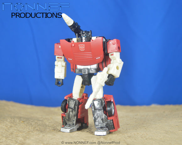 Sideswipe Upgrade Set : Siege (Restocking Soon)