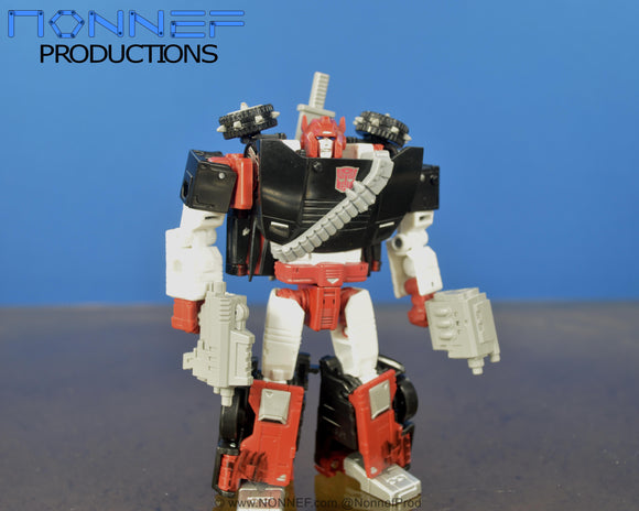 G2 Comic Sideswipe Set : Siege