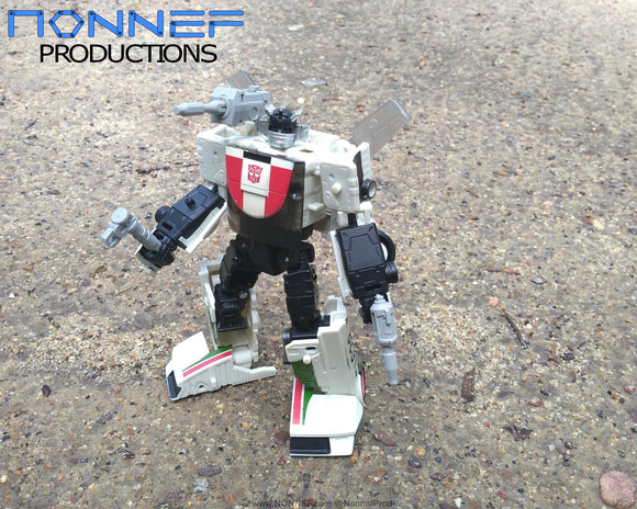 Wheeljack Set : Earthrise