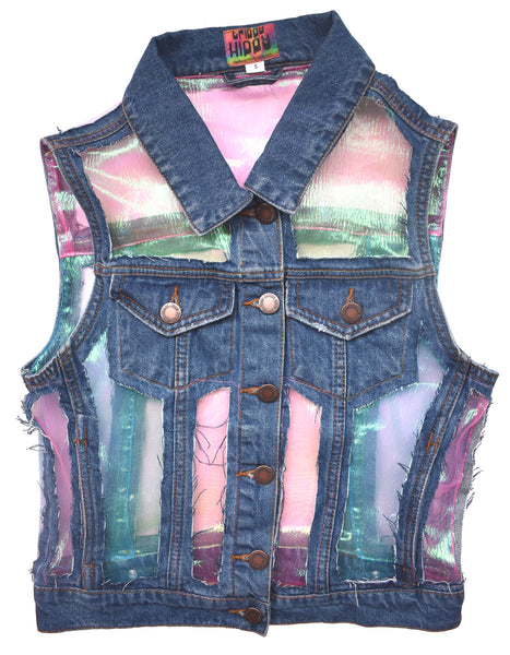 Unicorn Iridescent Vest