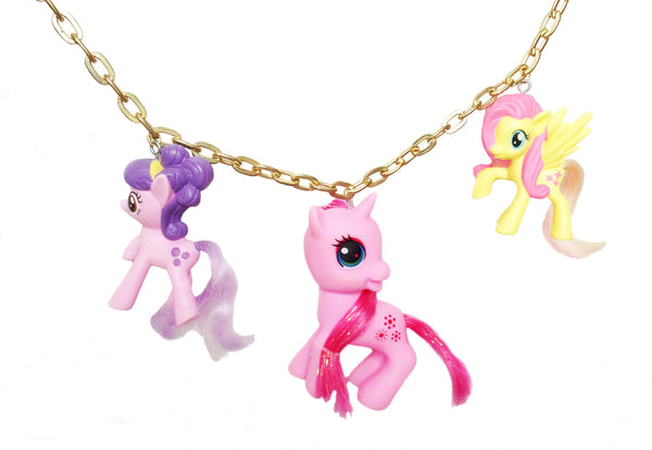 SOLD OUT WhErE HaVe AlL tHe UnIcOrNs GoNe? My Little Pony Necklace